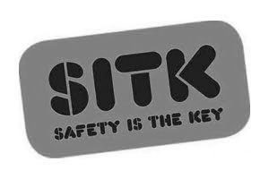 Saftey_is_key_logo_BW